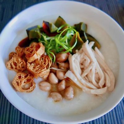 Century Egg with Shredded Chicken and Peanut