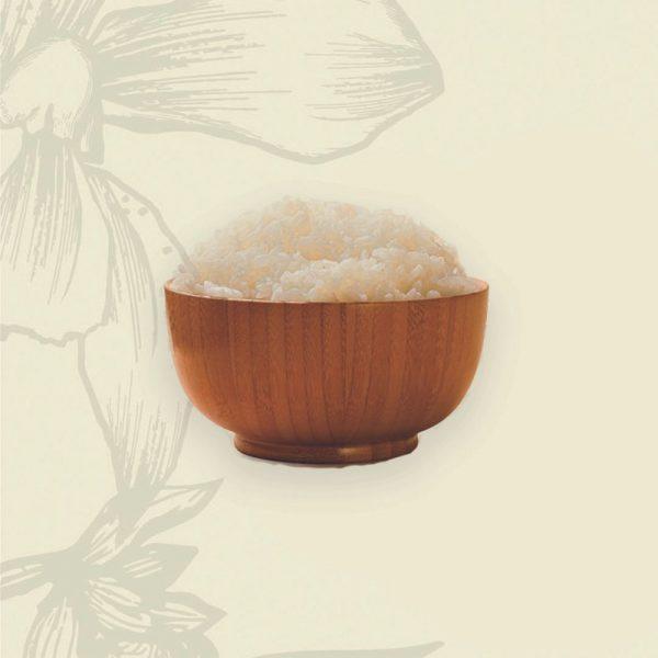 Fragrant White Rice