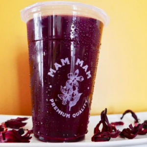 Hibiscus Ice Tea