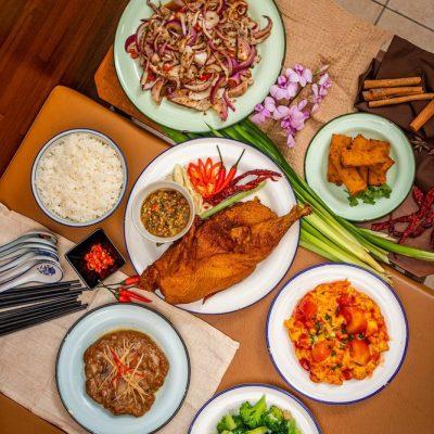 MAM MAM Indulgence Feast for 4